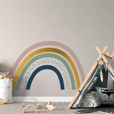 Adesivo murale - Arcobaleno