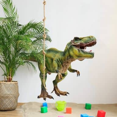 Muursticker T-Rex Dinosaurus