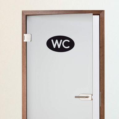 WC 3 wallsticker