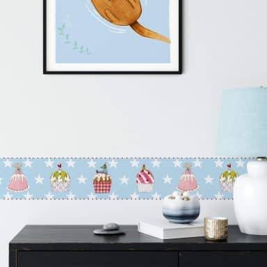 Bordüre Leffler - Muffins 02