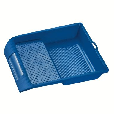 Farbwanne 26x32 cm Kunststoff blau