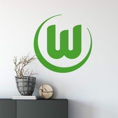 Wandtattoo VfL Wolfsburg Logo 1
