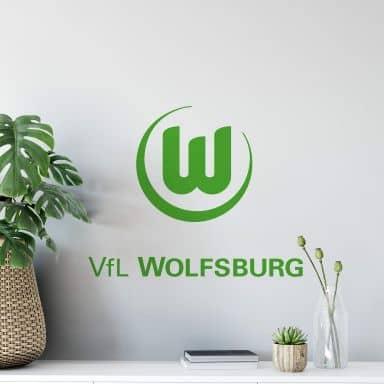Wandtattoo VfL Wolfsburg Logo 2