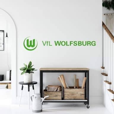 Wandtattoo VfL Wolfsburg Logo 3