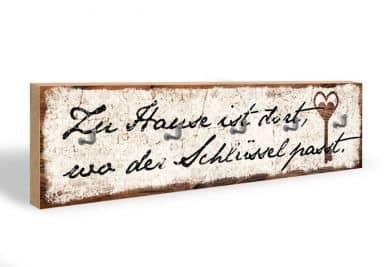 Holzbilder Sprüche Zitate Dekorativ Ausdrucksstark