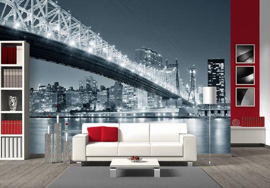 Fototapeten Jugendzimmer M?dchen : Pics Photos – Fototapete Fototapete New York At Night 2 Panorama