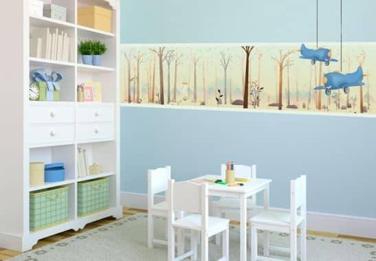 fototapete fototapete der kleine au erirdische panorama. Black Bedroom Furniture Sets. Home Design Ideas