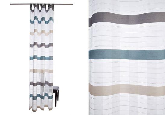 homing schlaufenschal norris blau 5595 27 wall. Black Bedroom Furniture Sets. Home Design Ideas