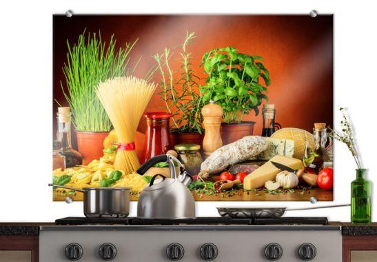 Italiaanse Keuken Teksten : Cooking Italian Artwork