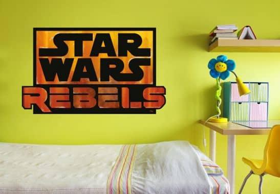 wandtattoo wandtattoo star wars rebels logo. Black Bedroom Furniture Sets. Home Design Ideas
