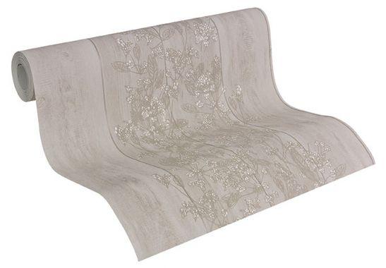 mustertapeten a s cr ation holzoptik tapete naf naf. Black Bedroom Furniture Sets. Home Design Ideas