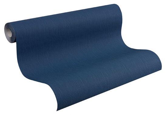 sch ner wohnen vliestapete blau wall. Black Bedroom Furniture Sets. Home Design Ideas
