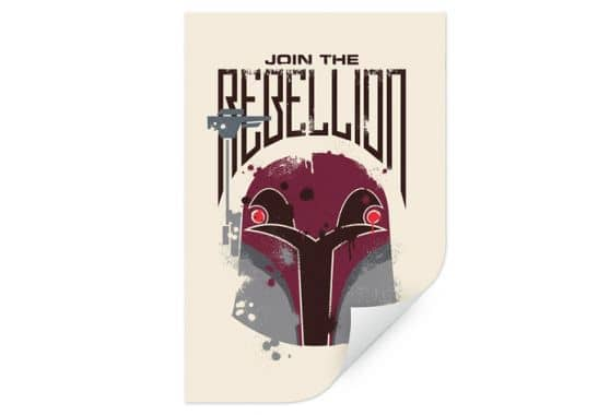 Muurprints - Muurprint Star Wars Rebels - Join 01