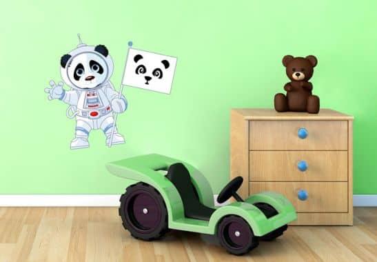 wandtattoo panda im all wall. Black Bedroom Furniture Sets. Home Design Ideas