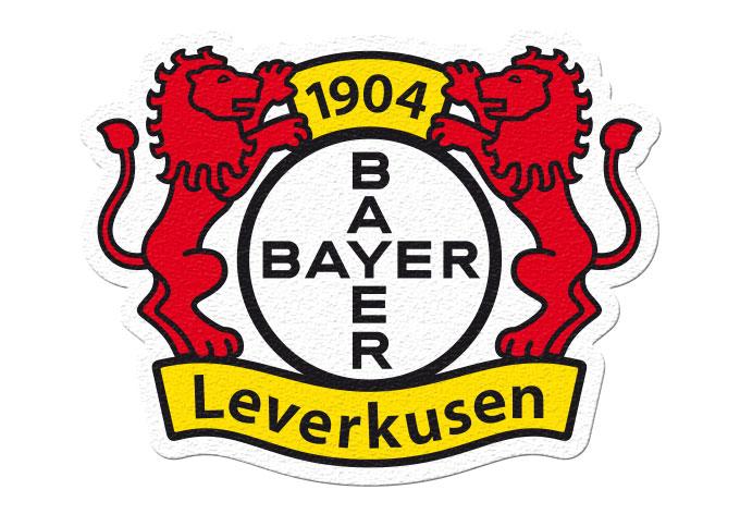 Vliestapeten Gehen Nicht Ab : Anti-Rutschsticker Bayer Leverkusen Logo von K&L Wall Art – f?r