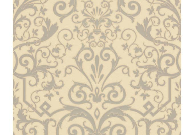 versace wallpaper tapete herald creme grau metallic. Black Bedroom Furniture Sets. Home Design Ideas