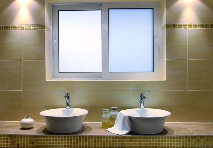 Sichtschutz aus milchglasfolie f r fenster wall for Fenster 60x40