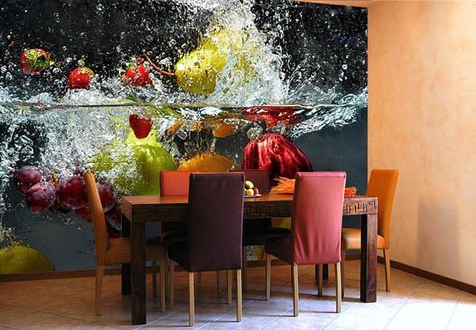 Fototapete Für Küche ~ Die Besten Einrichtungsideen und innovative ...