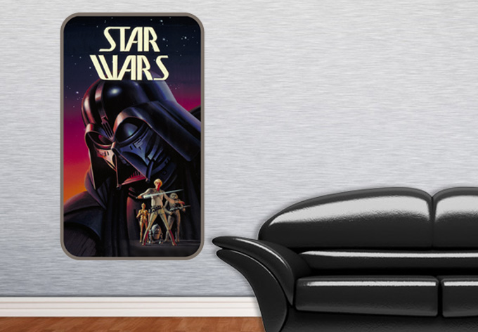 wandtattoo star wars clone wars star wars art 02 als. Black Bedroom Furniture Sets. Home Design Ideas