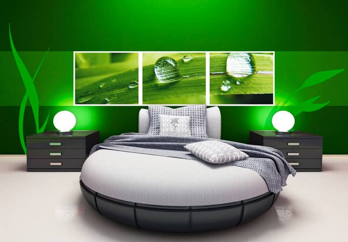 wallart natur 5 wall. Black Bedroom Furniture Sets. Home Design Ideas