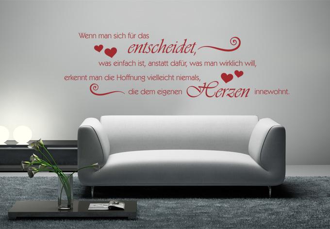 wenn man sich f r das entscheidet was einfach ist anstatt daf r was man wirklich will erkennt. Black Bedroom Furniture Sets. Home Design Ideas