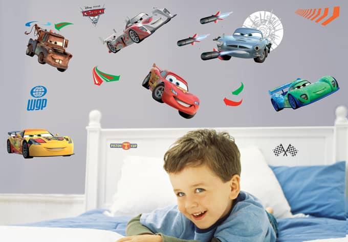 sticker mural set disney cars wall art fr 25 best ideas about disney decals on pinterest disney