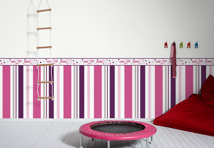 papier peint intiss esprit home kids wall. Black Bedroom Furniture Sets. Home Design Ideas