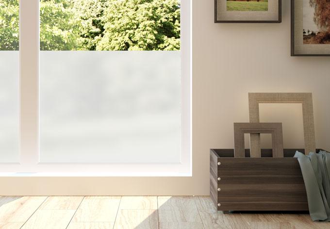 decoro per finestra pellicola opaca wall