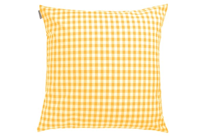 Homing kissenh lle franzi gelb 5753 05 wall for Ohrensessel yellow