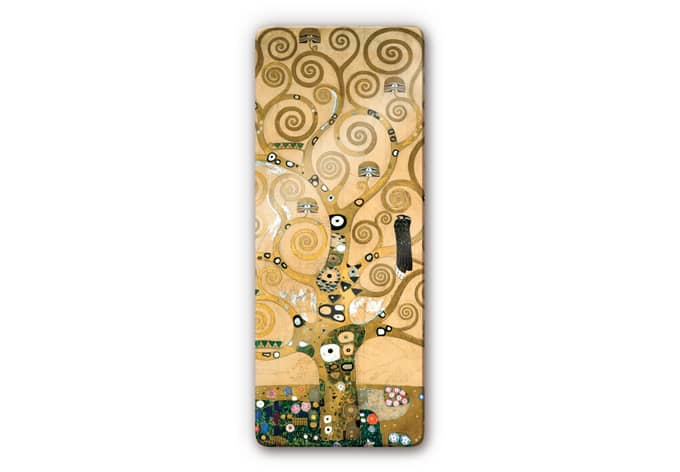 Tableau en verre klimt wall for Fenetre 50x120