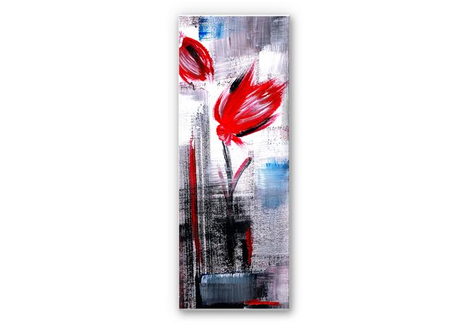 hartschaum wandbild niksic tulipan panorama wall. Black Bedroom Furniture Sets. Home Design Ideas