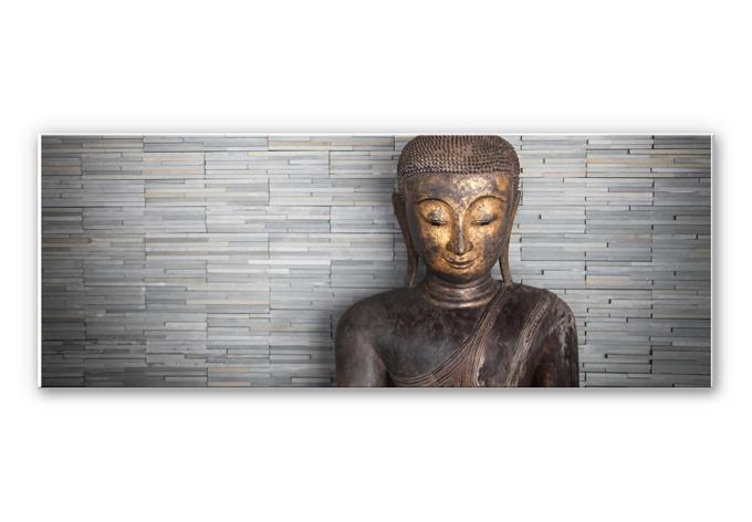 wanddecoratie thailand boeddha panorama wallartnl