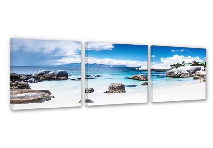 Western Cape Canvas print (3 parts)