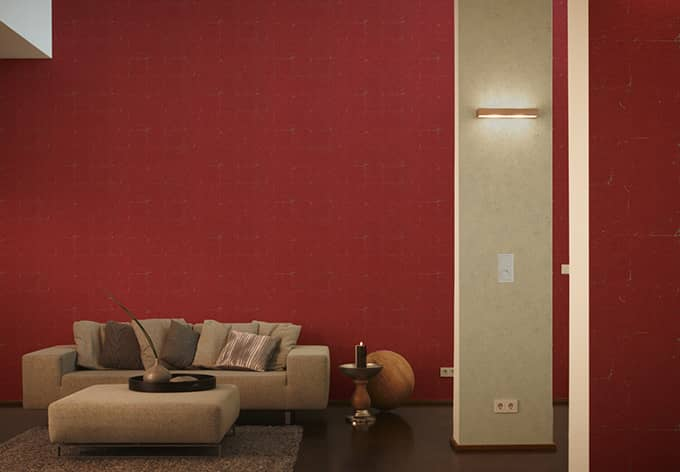 livingwalls steinoptik tapete daniel hechter 3 rot wall. Black Bedroom Furniture Sets. Home Design Ideas