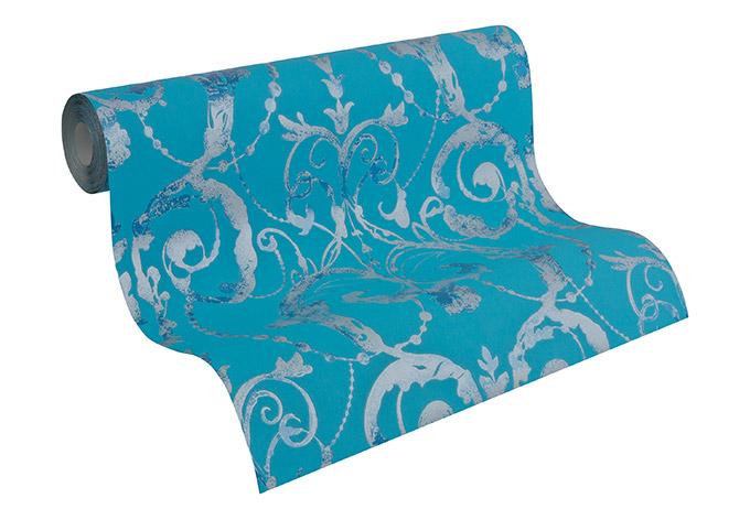 Papier peint intiss livingwalls flock 4 wall - Nombre de rouleau papier peint ...