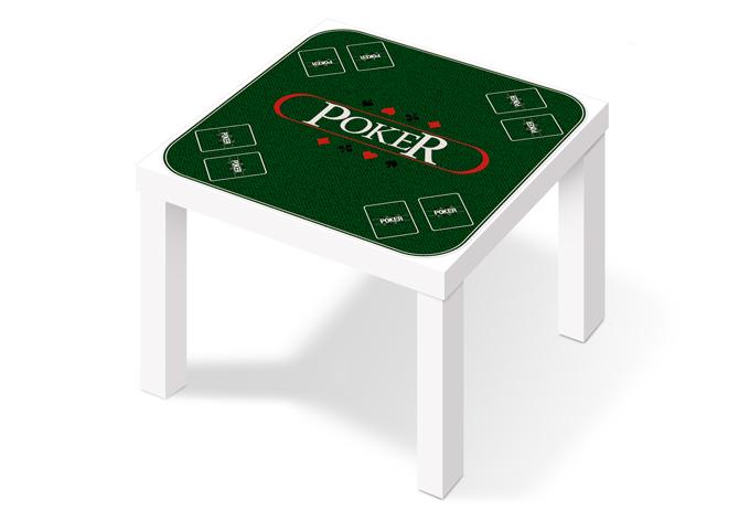 Pellicola adesiva tavolo da poker wall for Tavolo poker