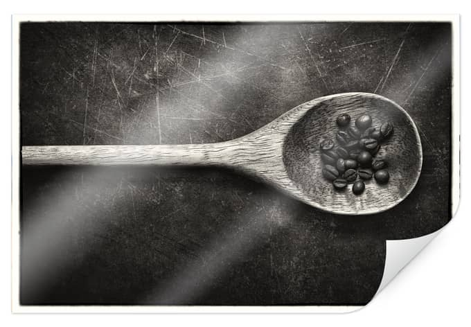 Poster Laramee - wooden spoon