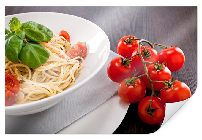 Italiaanse Keuken Teksten : Poster Pasta Italiano – wall-art.nl