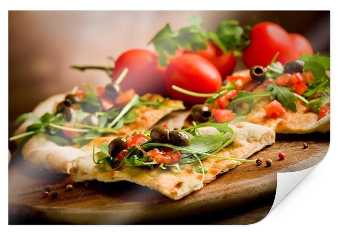 PosterItaly Pizza