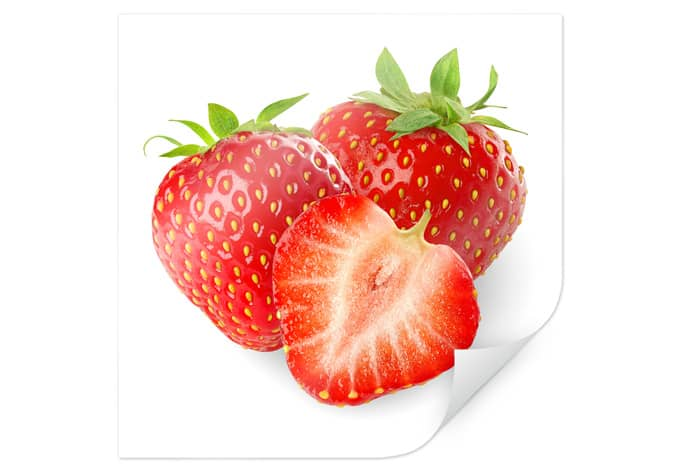 Poster Strawberries