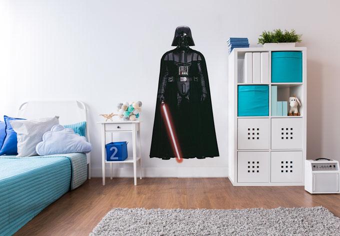 Wandsticker Maxi Star Wars - Darth Vader