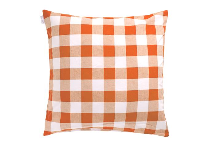 homing kissenh lle rosi orange 5755 10 wall. Black Bedroom Furniture Sets. Home Design Ideas
