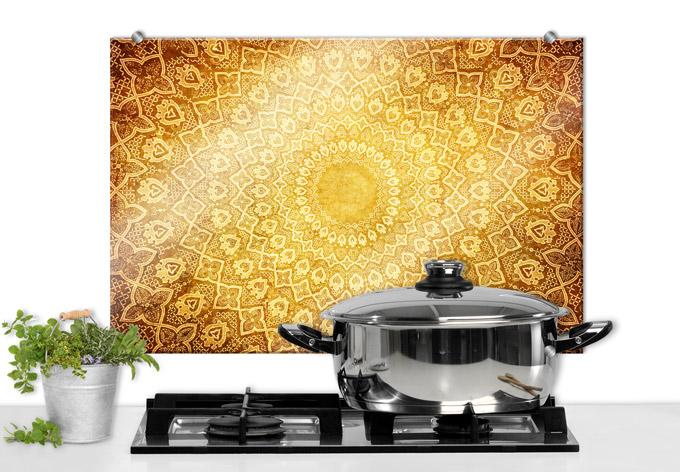 spatscherm ornamenten uit het avondland wall. Black Bedroom Furniture Sets. Home Design Ideas