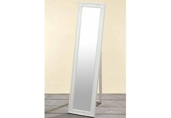 Staande spiegel wit wall for Spiegel 40x160
