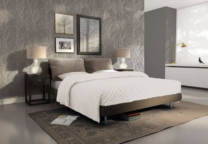 a s cr ation mustertapete tapete life 3 300943 grau metallic wall. Black Bedroom Furniture Sets. Home Design Ideas