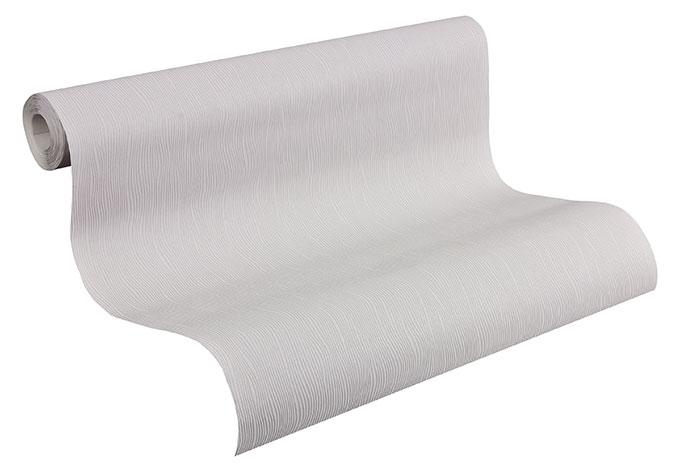 sch ner wohnen vliestapete grau wall. Black Bedroom Furniture Sets. Home Design Ideas