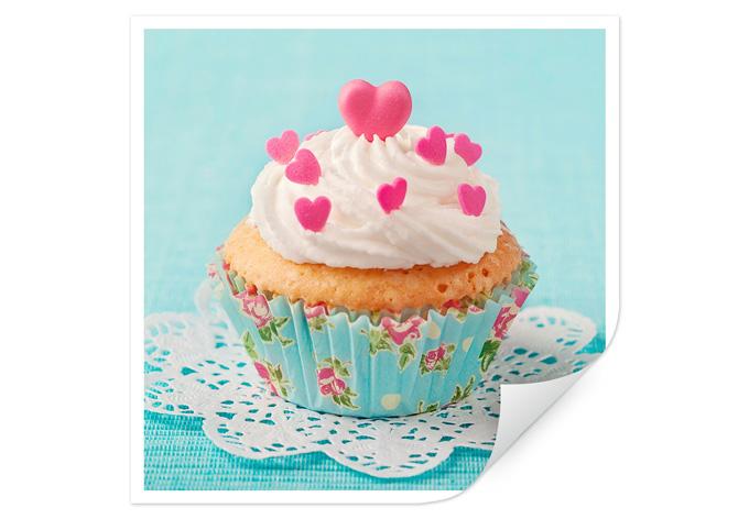 Gardinen deko vorh nge fu ball motiv gardinen for Zimmer deko cupcake