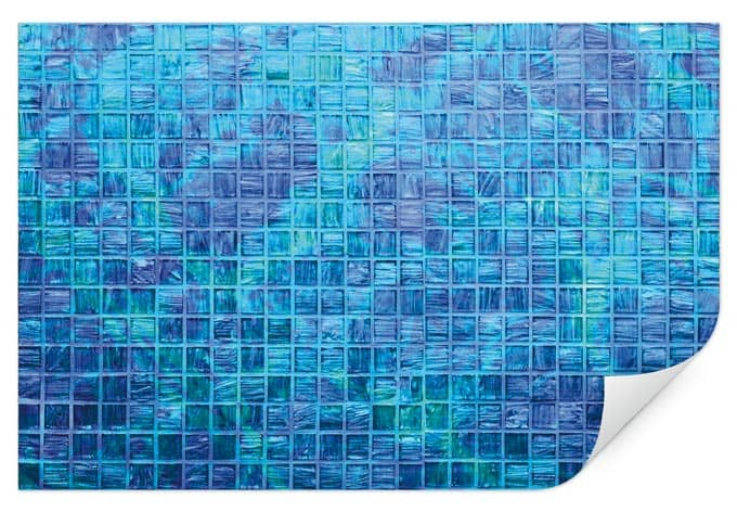 wallprint glasmosaik wandbild f r badezimmer wall. Black Bedroom Furniture Sets. Home Design Ideas