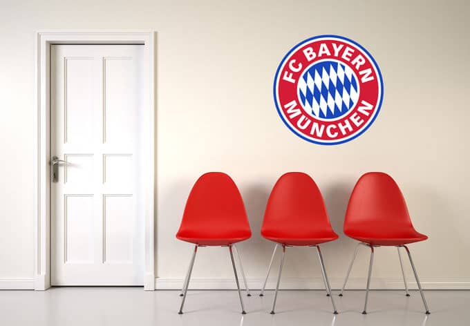 fc bayern m nchen logo ohne sterne originales fcb. Black Bedroom Furniture Sets. Home Design Ideas