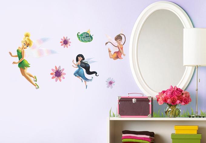 disney fairies wall sticker wall art com